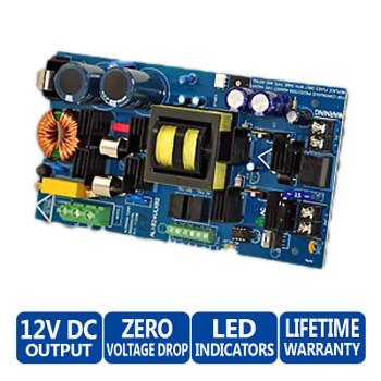 Altronix AL1024ULXB2 Single Output Power Supply & Board - 24VDC @ 8 or 10A