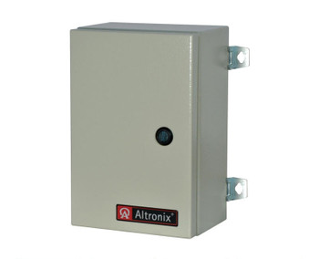 Altronix WPTV248UL 8 Fused Outputs Outdoor Analog AC Power Supply - 24VAC @ 3.5A