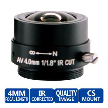 Arecont Vision MPL4.0 Fixed Focal Megapixel