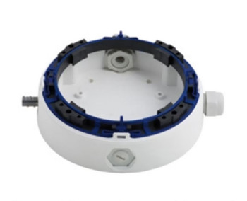 Mobotix MX-OPT-AP-10DEG On-Wall Mounting Set - D22/D24
