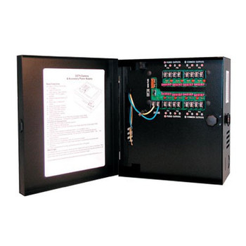Samsung PWR-24AC-8-7 8-Camera 24VAC 7.25A Power Supply