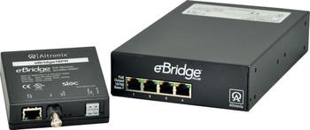 Altronix EBRIDGE4SK Coax to CAT-5 Ethernet adapters/media Converter