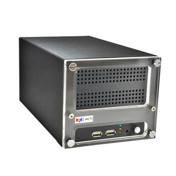 ACTi ENR-120 9-Channel Standalone Network Video Recorder - No HDD included