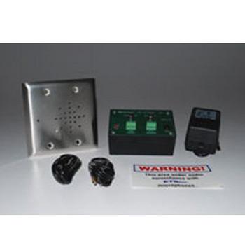 ETS STWI5-C5 Single Zone 2-way Audio Surveillance System - CAT5 Connection