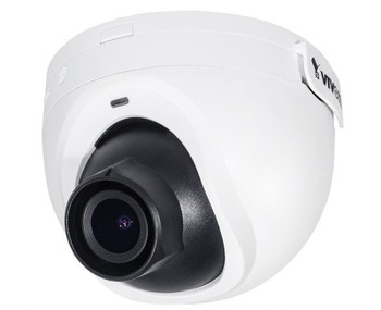 Vivotek FD8168 1080p HD Ultra-Mini Dome IP Security Camera with 3.6mm fixed lens, Built-In Microphone