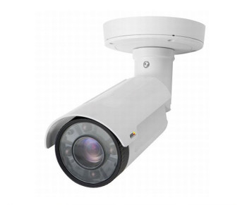 AXIS Q1765-LE 2MP IR Outdoor Bullet IP Security Camera 0509-001 - 18x optical zoom, Corridor View