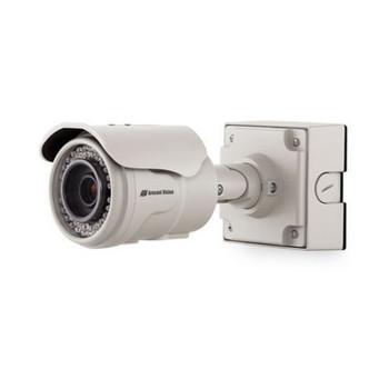 Arecont Vision AV1225PMIR-S 1.2MP Outdoor Bullet IP Security Camera - Built-in SDHC Slot