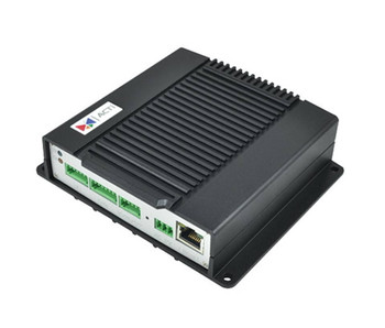 Acti V23 4 Channel Video Encoder - 960H/D1, H.264, w/BNC, 25/30fps at D1 Resolution, 2-way Audio, Motion Detection