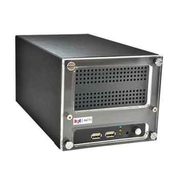 ACTi ENR-110 4-Channel 2-Bay Standalone Network Video Recorder - No HDD included