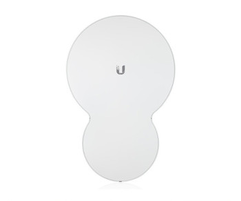 Ubiquiti airFiber AF-24HD-US 24 GHz Carrier Class Point-to-Point Gigabit Radio - 2 Gbps, 12+ Mile Range