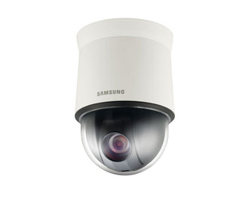 Samsung SNP-5430 1.3MP Indoor PTZ Dome IP Security Camera - 43x Optical Zoom