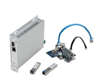 Bosch VG4-SFPSCKT Fiber Optic Ethernet Media Converter Kit