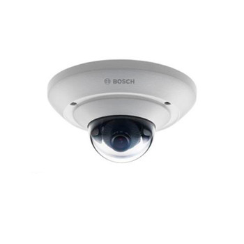 Bosch NUC-51022-F4 2MP Outdoor Mini Dome IP Security Camera - 3.6mm Fixed Lens
