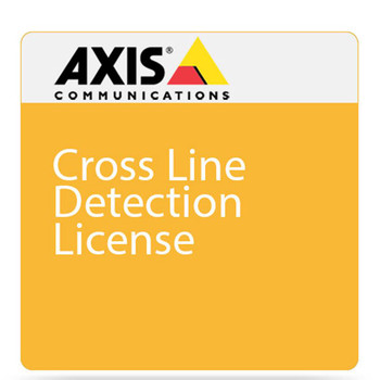 AXIS Cross Line Detection License 1-License 0333-011