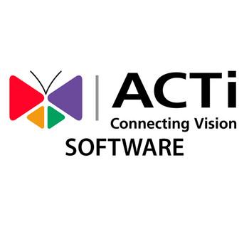 ACTi LNVR3001 NVR 3 Enterprise Single Channel Add-on Video Device License Software
