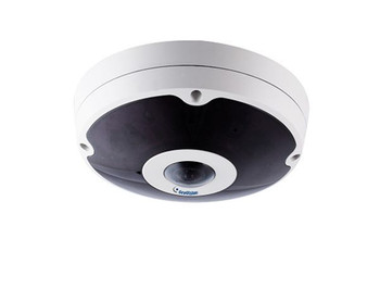 Geovision GV-FER12203 12MP 4K Ultra HD IR Outdoor Fisheye IP Security Camera 84-FER1203-001U