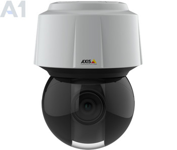 AXIS Q6115-E 60Hz 2MP Outdoor PTZ Dome IP Security Camera with 30x Optical Zoom - 0652-004