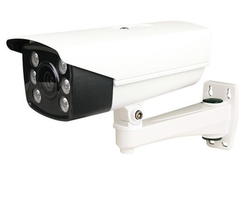 LTS LPR100 1.3MP License Plate Camera (LPR) Bullet HD-TVI Security Camera - Low Lux Night Display, Enhancement of License Plates