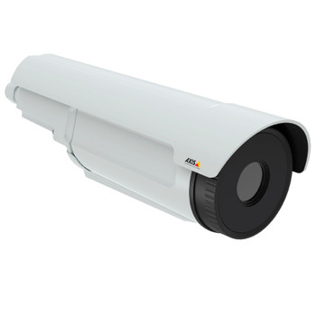 AXIS Q1942-E PT Mount Thermal IP Security Camera 0983-001 - 19mm, 30fps
