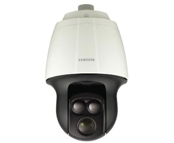 Samsung SNP-6320RH 2MP Outdoor PTZ Dome IP Security Camera - 32x Optical Zoom, Extreme Long Range IR
