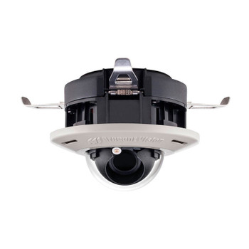 Arecont Vision AV3555DN-F-NL 3MP Indoor Dome IP Security Camera - No Lens included, Built-in Microphone