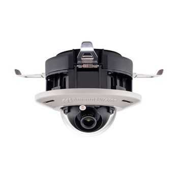 Arecont Vision AV3556DN-F 3MP Indoor Dome IP Security Camera - 1080p Full HD, Built-in Microphone