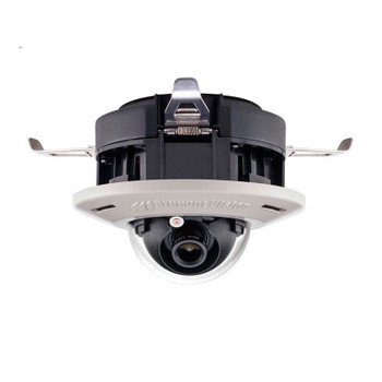Arecont Vision AV5555DN-F 5MP Dome IP Security Camera - 2.8mm Lens, Day/Night, Built-in Microphone