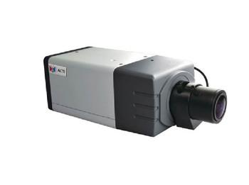 ACTi E22VA IP Box Security Camera - 5MP, Day/Night, 2.8~12mm Lens, WDR, SD Card Slot