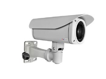 ACTi B46 5MP IR Outdoor Bullet IP Security Camera - 10x Optical Zoom, Built-in Analytics, Weatherproof