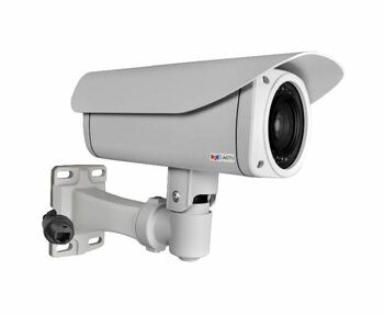 ACTi I47 4MP Outdoor Bullet IP Security Camera - 4.3~129mm Lens, Advanced WDR, SD Card Slot, Weatherproof
