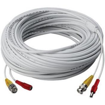 LTS Security Cable LTAC2060W-TVI - 60ft RG59