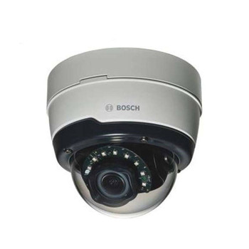 Bosch NIN-50022-A3 2MP Indoor Dome IP Security Camera - 3~10mm Motorized Lens, Built-in Microphone