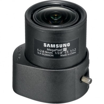 Samsung SLA-M2890DN CS-Mount 2.8-9mm Varifocal Lens (P-Iris)