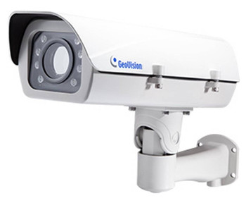 Geovision GV-LPR1200 1MP License Plate Recognition (LPR) Bullet IP Security Camera - Max. 124.27mph