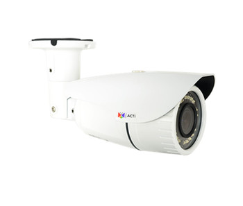 ACTi A42 5MP H.265 Outdoor Bullet IP Security Camera with Motorized Lens