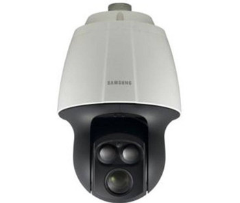 Samsung SNP-L6233RH 2MP IR PTZ Dome IP Security Camera - 23x Optical Zoom