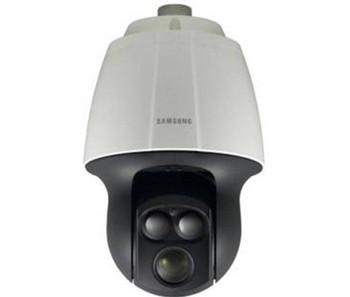 Samsung SNP-L6233RH 2MP IR PTZ Dome IP Security Camera - 23x Optical Zoom