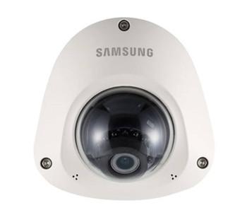 Samsung SNV-L6014RM 2MP IR Outdoor Mobile IP Security Camera