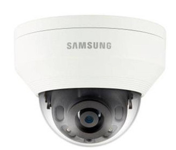Samsung QNV-7030R 4MP IR H.265 Outdoor Dome IP Security Camera - 6mm Fixed Lens