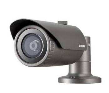 Samsung QNO-6010R 2MP IR H.265 Outdoor Bullet IP Security Camera - 2.8mm Fixed Lens