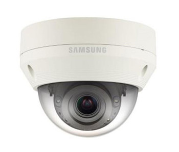 Samsung QNV-6010R 2MP IR H.265 Outdoor Dome IP Security Camera - 2.8mm Fixed Lens