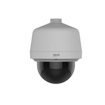 Pelco P1220-ESR0 2MP Outdoor PTZ IP Security Camera - Smoked Dome
