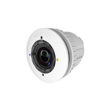 Mobotix MX-SM-D10-PW-6MP Sensor Module 6MP - For S15 and M15, L10-F2.0 (Day), White, Day, ƒ?ndoors / Outdoors