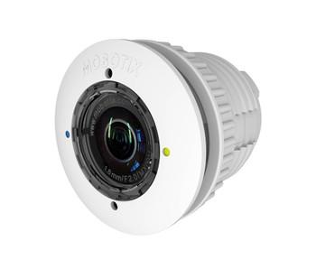 Mobotix MX-SM-N20-PW-6MP-F1.8 6MP Sensor Module - 3.6mm Fixed Lens, L20-F1.8 Night, Weatherproof, Integrated microphone and status LEDs