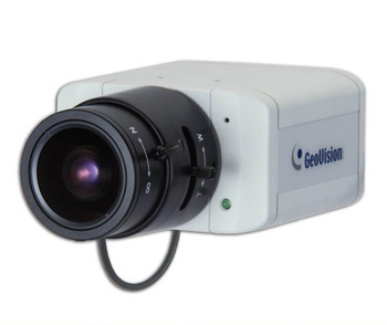 Geovision GV-BX5700-3V 5MP H.265 Indoor Box IP Security Camera - 3.6-10mm Varifocal lens, Built-in Microphone