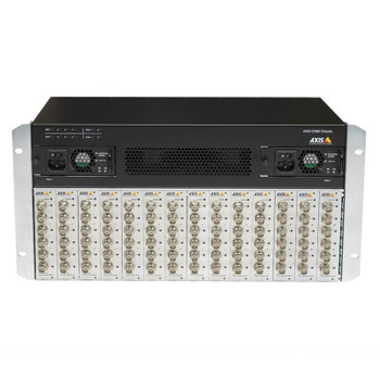 AXIS Q7920 High-Density Rack Mount Video Encoder Chassis 0575-004