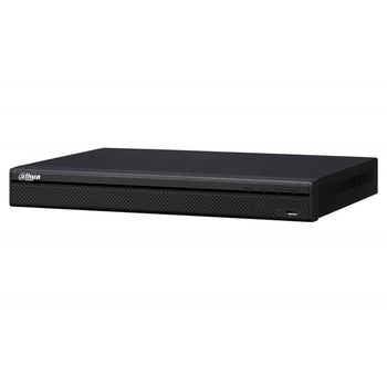 Dahua DHI-NVR42A04-P-1TB 4 Channel Network Video Recorder with 4-Port PoE and 1TB HDD included