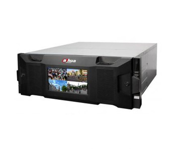 Dahua DHI-NVR7A24DR-256 256 Channel Super 3U 4K H.264 Network Video Recorder - 256 Channel, LCD, 2 HDMI/ 1 VGA, 512Mbps, 24 SATA up to 96TB