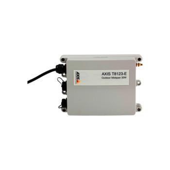 AXIS T8123-E 1-port 30W Outdoor Midspan - 5030-234