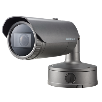 Samsung XNO-8080R 5MP IR H.265 Bullet Outdoor IP Security Camera